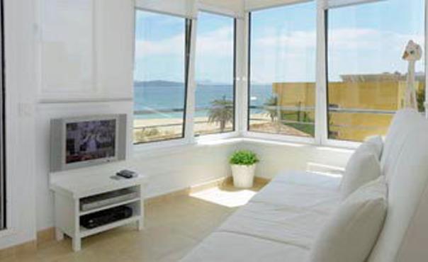 tolles ferienhaus f r 4 personen in port de pollen a. Black Bedroom Furniture Sets. Home Design Ideas