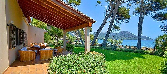 Villa Auf Mallorca Fur 8 Personen In Costa De Los Pinos Ferienhaus