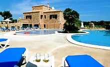 Ferienhaus mit Pool in Can Picafort, Mallorca, Pool 2