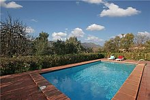 Ferienhaus mit Pool in Pollenca, Mallorca, Pool