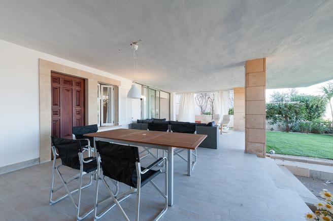 Mallorca Ferienwohnung Am Meer 4 Personen Alcúdia   Ferienhaus ... Terrassen Design Meer Bilder